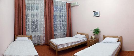 Salve Hostel: 4 bed dormitory room