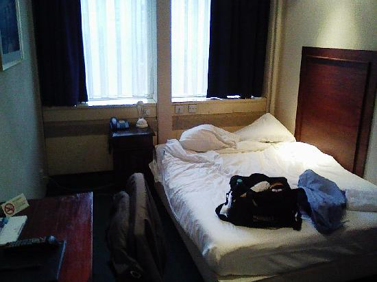 Top Euro Hotel Centrum: my room