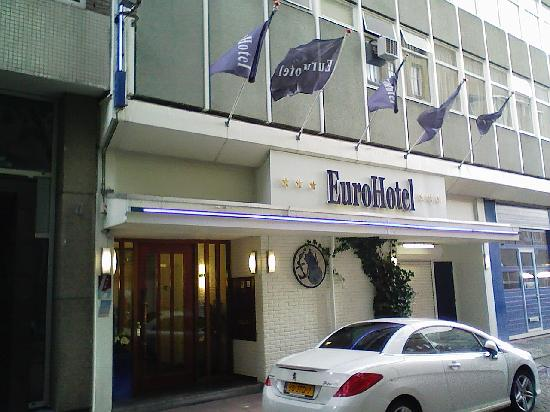 Top Euro Hotel Centrum: front of the hotel