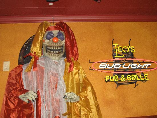 Pleasant Mount, PA: Halloween at Leo's
