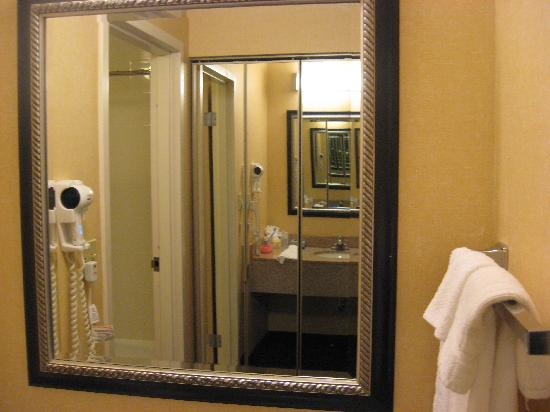Courtyard by Marriott Chicago Glenview: small vanity