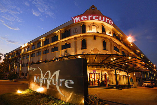 Mercure Vientiane