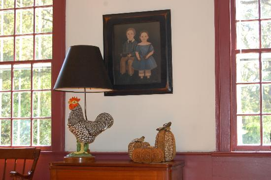 The Cornucopia at Oldfield  Bed & Breakfast: Full of treasures