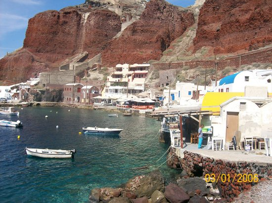 Amoudi Bay Oia Greece Address Tickets Amp Tours Body Of Water Reviews Tripadvisor