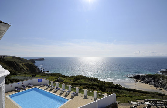 Polurrian Bay Hotel Mullion Cornwall Hotel Reviews Tripadvisor