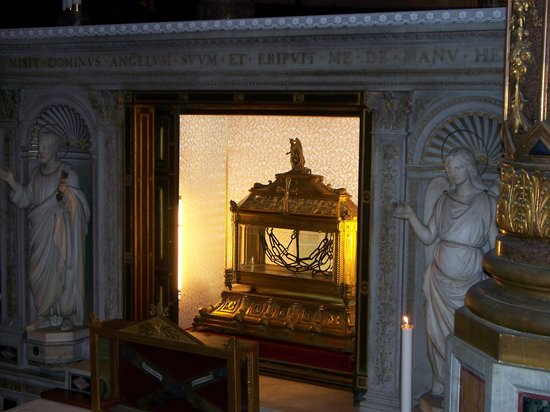 St. Peter in Chains (San Pietro in Vincoli)の写真