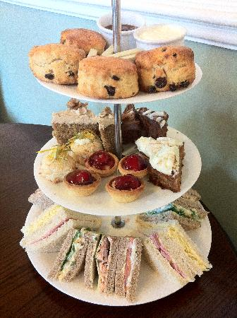The Falcon Hotel: Afternoon Tea