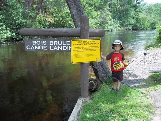 Brule photos featured images of brule wi tripadvisor for Brule river fishing report