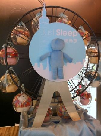 Just Sleep - Picture of Just Sleep (Xi Men Ding), Taipei - TripAdvisor