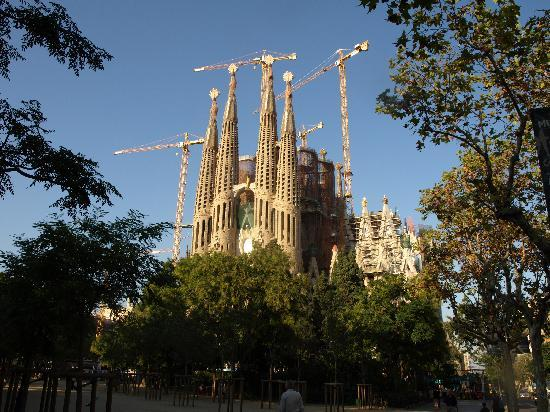 Barcelona Rooms 294: Sagrada Familia