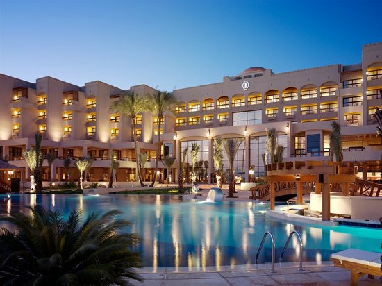 InterContinental Aqaba Resort: The Amazing 5 star deluxe Resort