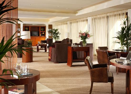 InterContinental Aqaba Resort: The Private Club Floor Lounge