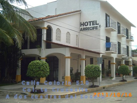 Photo of Hotel Arrecife Huatulco