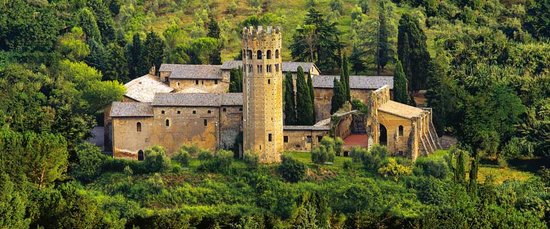 La Badia di Orvieto
