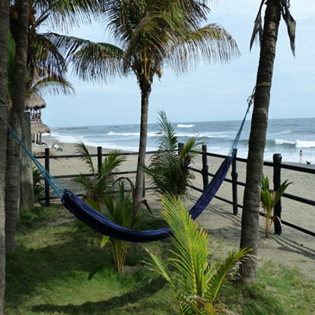 Quetzal Playa: Just relax by the beach