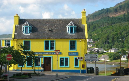 Portree Independent Hostel