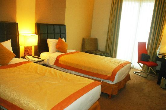 Golden Flower: Superior Twin Room