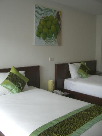 Ruen Buathong Boutique Guest House: Room