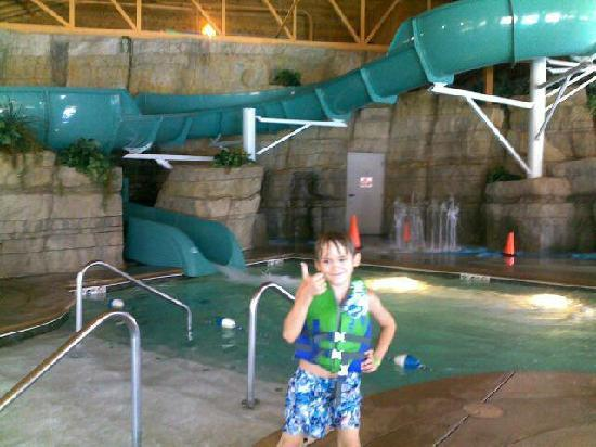 Welk Resort Branson: my son saying this is the best