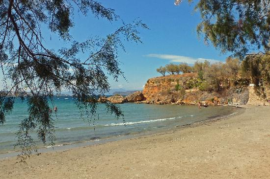 Lofos Village: Another sandy beach 15mins drive from Lofos