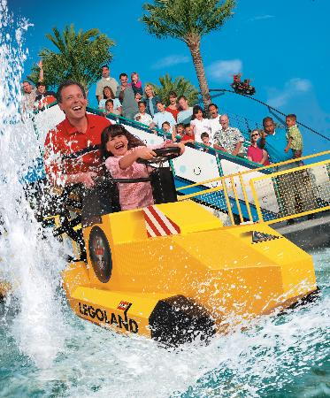 Winter Haven, FL: LEGOLAND Florida Now Open.