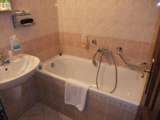 Hostel & Hotel Little Quarter Prague: bagno little quarter hotel
