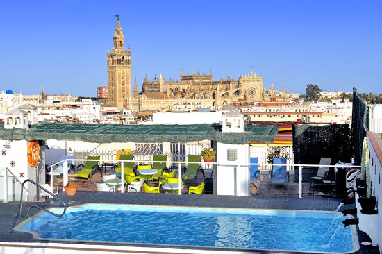 Hotel Becquer Seville Spain Hotel Reviews Tripadvisor