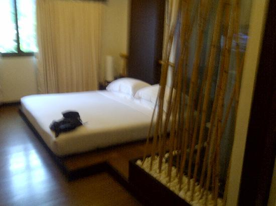 Bamboo House Phuket: our room