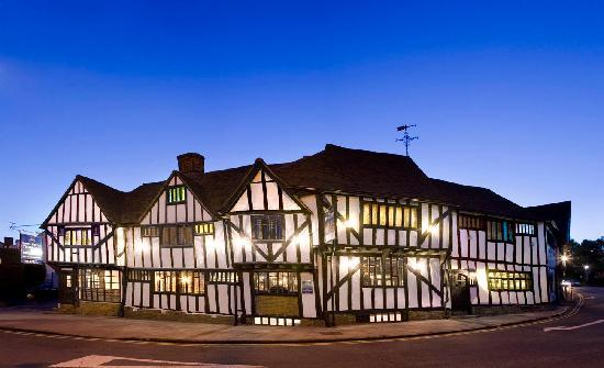 BEST WESTERN Rose & Crown Colchester Hotel