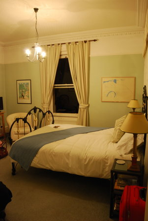 Beckford House: our room