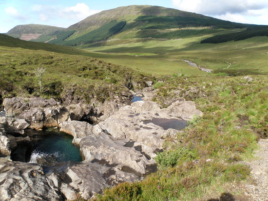 Fairy Pools Isle Of Skye Scotland On Tripadvisor Address Phone Number Waterfall Reviews