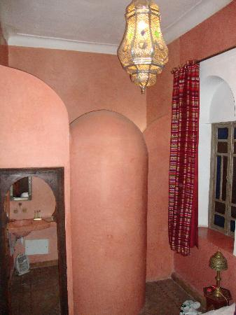 Riad Arocha: Habitacin de Rose des Sables