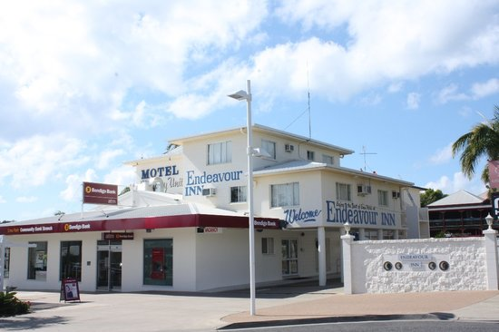 Endeavour Inn Emu Park