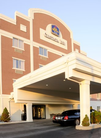BEST WESTERN PLUS Cristata Inn: Main Entrance Exterior