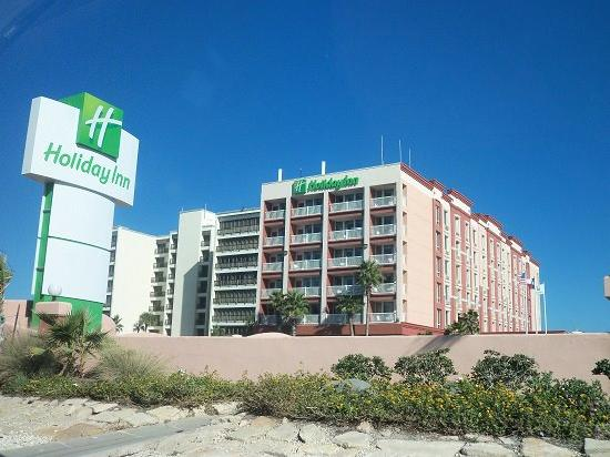 North Padre Island Hotels On The Beach Holiday Inn