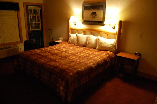 Eagle Ridge at Lutsen Mountain: Die Suite