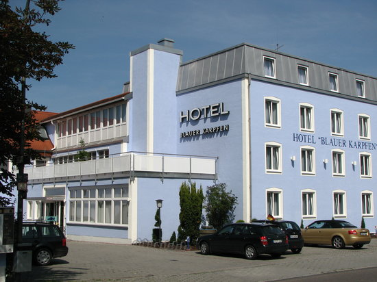 Photo of Hotel Blauer Karpfen Oberschleissheim