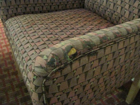 BEST WESTERN Truman Inn: chair 1