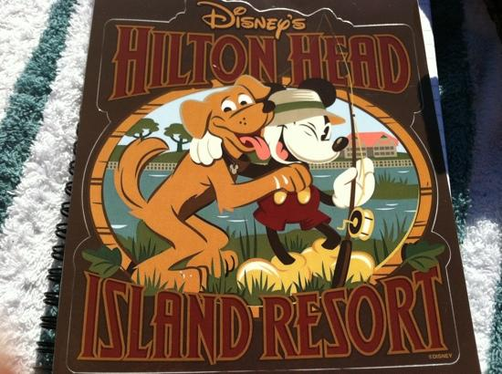 Disney&#39;s Hilton Head Island Resort: decal
