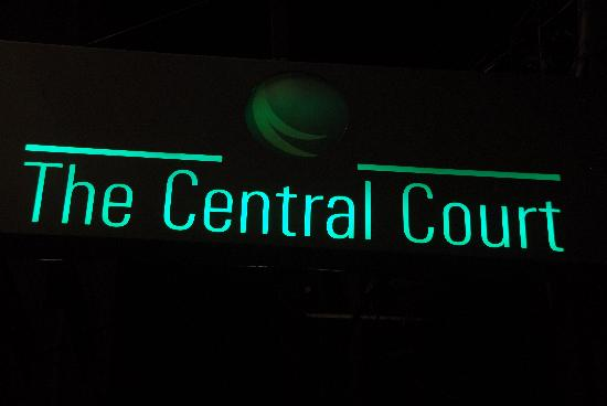 The Central Court Hotel: The Host
