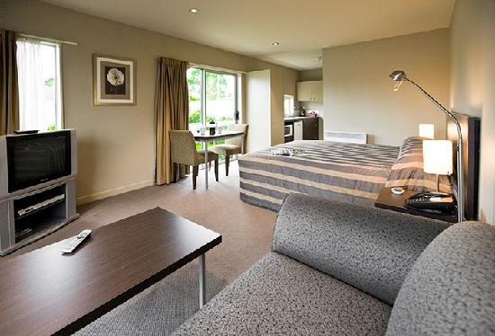 Airport Christchurch Luxury Motel & Apartments