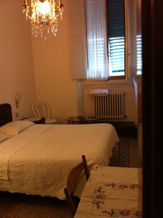 Casa Rabatti: Sleeping room