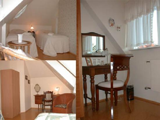 Helguhus Bed and Breakfast: Rooms