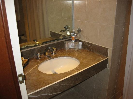 Hotel Roma, Suites & Business Center: Vanity
