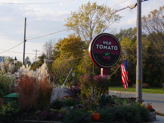 Wild tomato fish creek menu prices restaurant for Fish creek restaurants