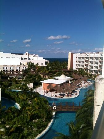 Excellence Playa Mujeres: view from 5401 RTT