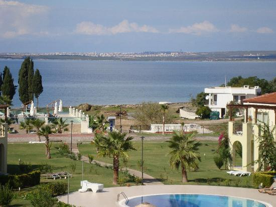 Milas, Turki: Balcony view