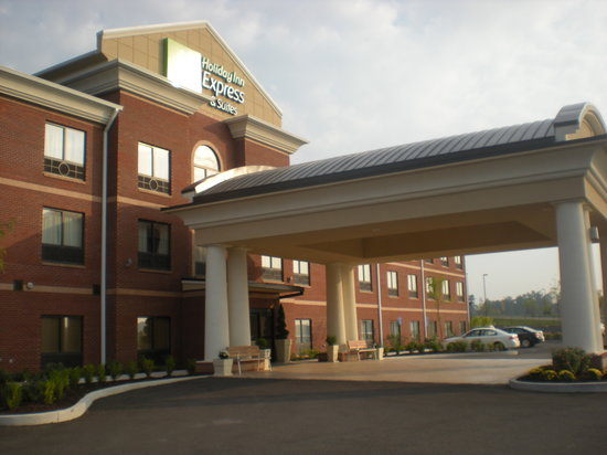 ‪Holiday Inn Express & Suites Bridgeport‬