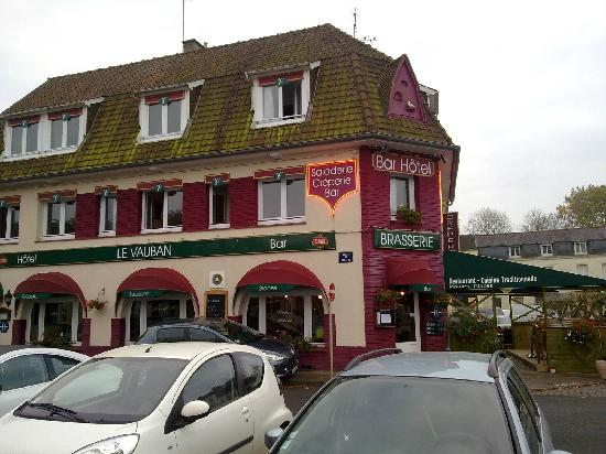 Photo of Hotel Le Vauban Montreuil-sur-Mer