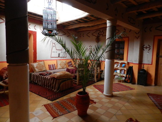 Photo of Hotel Les 5 Lunes Ouarzazate